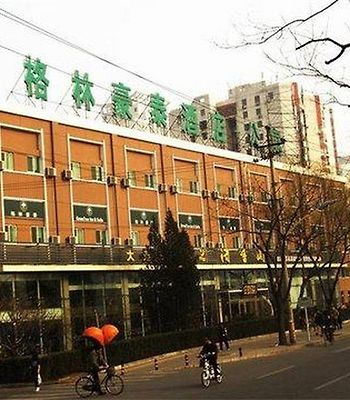 Greentree Inn Beijing Guangming Bridge Express Apartment Hotel photos Exterior