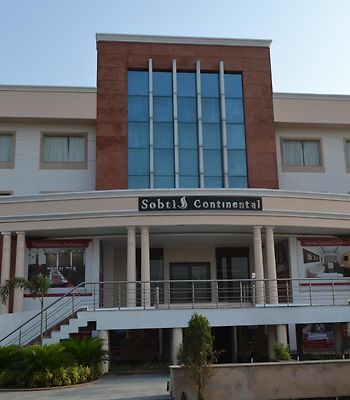 Sobti Continental Bareilly Hotel photos Exterior