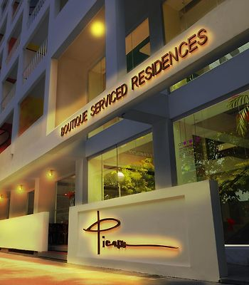 The Picasso Boutique Serviced Residences photos Exterior