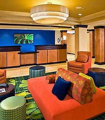 Fairfield Inn & Suites Fort Lauderdale Airport & Cruise Port photos Interior