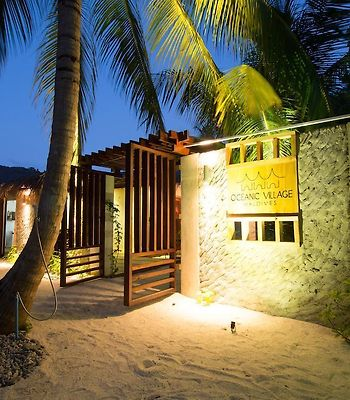Oceanic Village Maldives photos Exterior