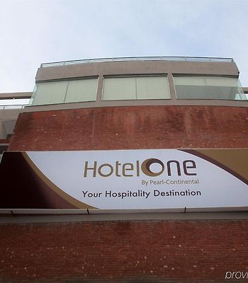 Hotel One Down Town photos Exterior
