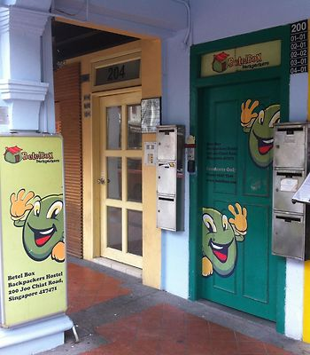 Betel Box Backpackers Hostel photos Exterior