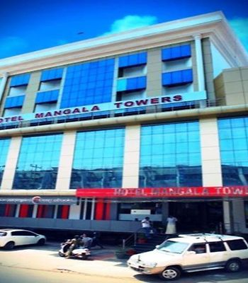 Hotel Mangala Towers photos Exterior
