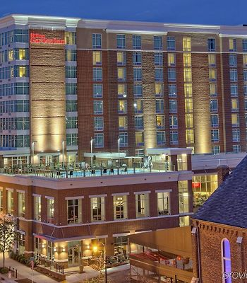 Hilton Garden Inn Nashville Downtown/Convention Center photos Exterior
