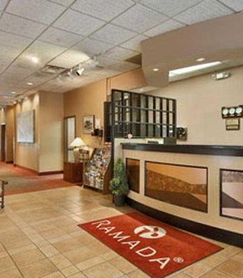 Ramada Salt Lake City Airport Hotel photos Interior