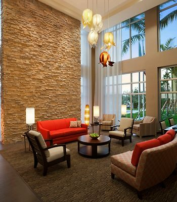 Cambria Suites Miami Airport - Blue Lagoon photos Interior Lobby/Interior