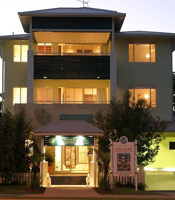 Verandahs Boutique Apartments photos Exterior