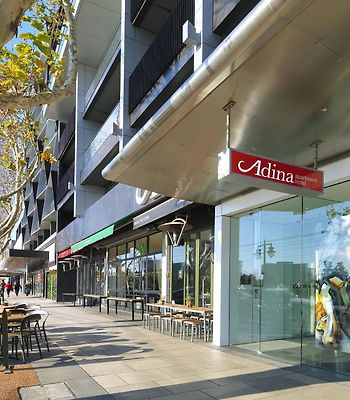 Adina Apartment Hotel St Kilda photos Exterior