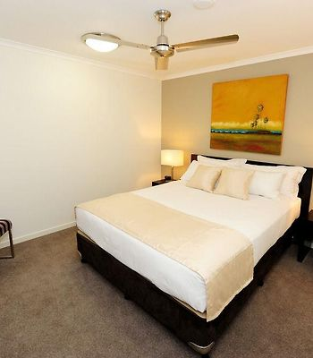 Gladstone City Central Apartment Hotel photos Room