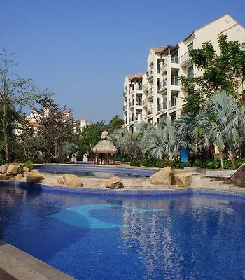 Sanya Lucky Island Holiday Garden Apartment photos Exterior