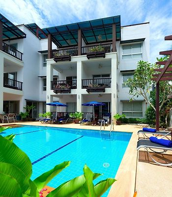 Krabi Apartment Hotel photos Exterior