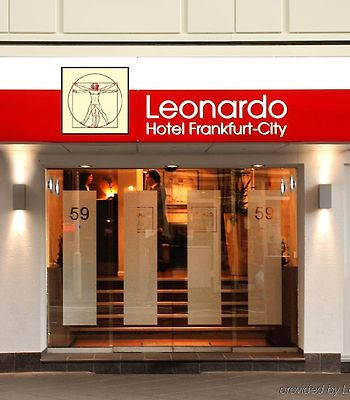 Leonardo Hotel Frankfurt City Center photos Exterior