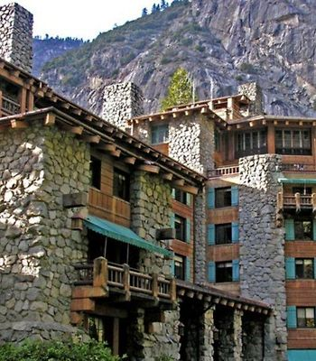 Majestic Yosemite Hotel photos Exterior