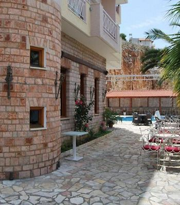Hotel Panorama Sarande photos Exterior