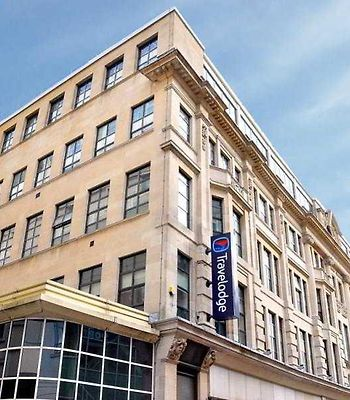 Travelodge Cardiff Central Hotel photos Exterior