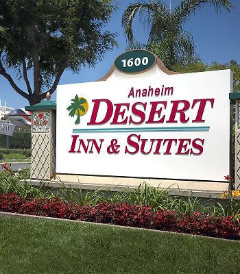 Anaheim Desert Inn & Suites photos Exterior