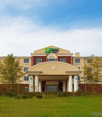 Holiday Inn Express Moultrie photos Exterior