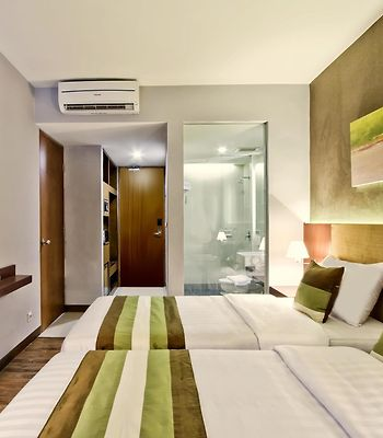 Grand Whiz Hotel Kelapa Gading photos Exterior