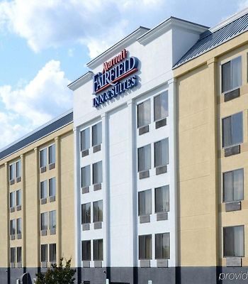 Fairfield Inn & Suites By Marriott Winston-Salem Hanes Mall photos Exterior