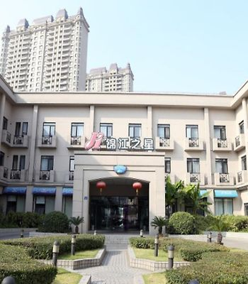 Jinjiang Inn Central Wuxi Liangqing Road photos Exterior