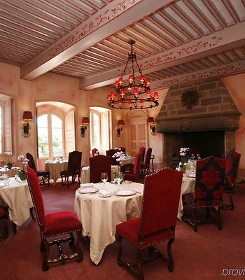 Chateau De Castel Novel photos Restaurant