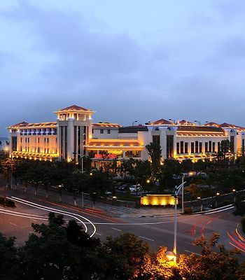Xiamen Jingmin North Bay Hotel photos Exterior