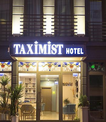 Taximist Hotel photos Exterior