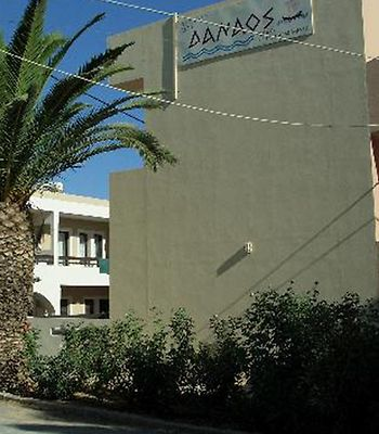 Danaos Beach Apartments photos Exterior