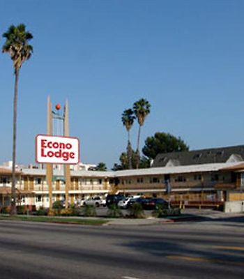 Econo Lodge And Suites West Hollywood photos Exterior