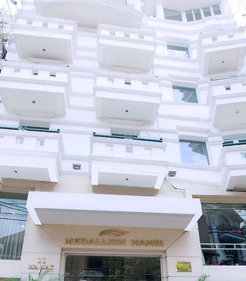 Medallion Hanoi Hotel photos Exterior