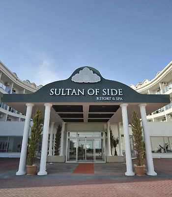 Hotel Sultan Of Side photos Exterior