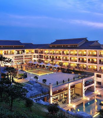 Regalia Resort And Spa Tangshan photos Exterior