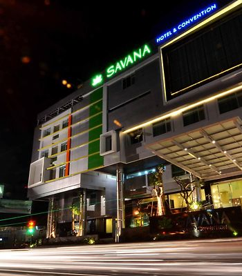 Savana Hotel And Convention photos Exterior