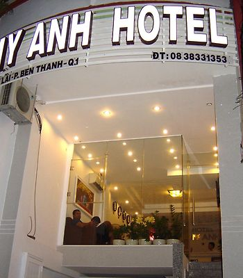 My Anh Hotel photos Exterior