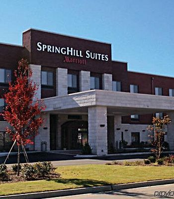 Springhill Suites Statesboro University Area photos Exterior