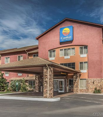 Comfort Inn And Suites Cedar City photos Exterior