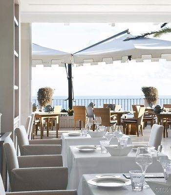 Capri Tiberio Palace photos Restaurant