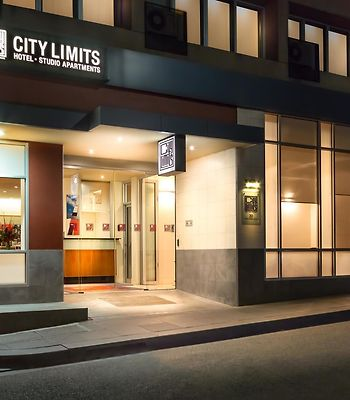 City Limits Hotel Apartments photos Exterior