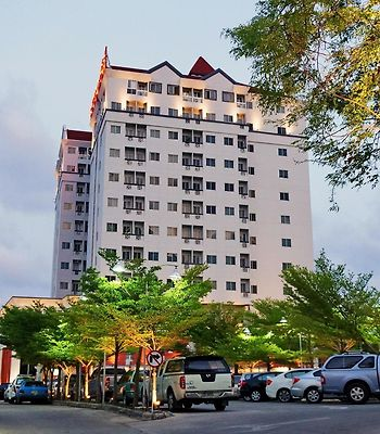 Rayong City Hotel photos Exterior