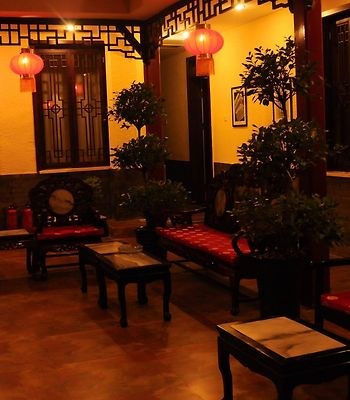 Beijing Hyde Courtyard Hotel photos Exterior