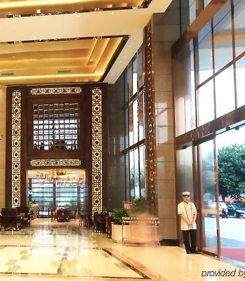 Best Western Shenzhen Pengfu photos Interior