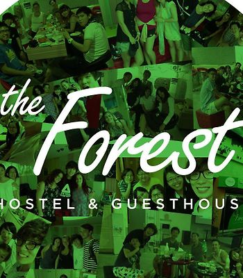 The Forest Hostel & Guesthouse photos Exterior