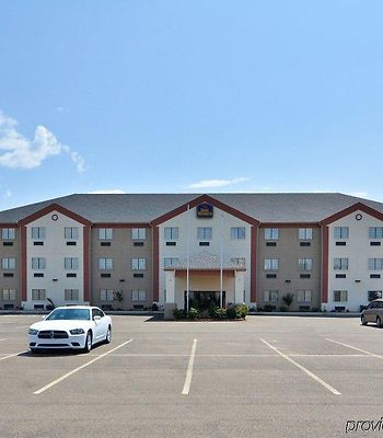 BW Broken Bow Hotel And Suites photos Exterior