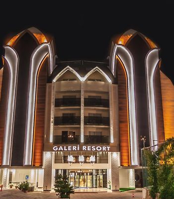 Galeri Resort Hotel photos Exterior