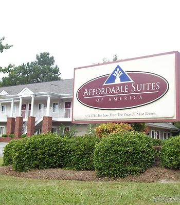 Affordable Suites Sumter photos Exterior