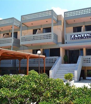 Zantina Beach Hotel photos Exterior