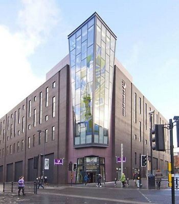 Premier Inn Liverpool City Centre photos Exterior