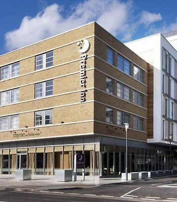 Premier Inn London Greenwich photos Exterior