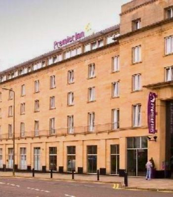 Edinburgh City Centre Haymarket Premier Inn photos Exterior